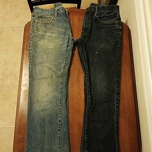 GAP 1969 jeans bundle mens 30x30